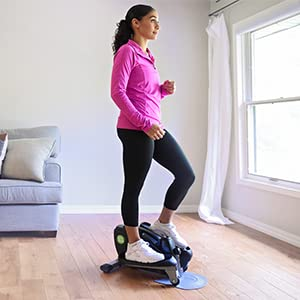 compact, elliptical, strider, cardio