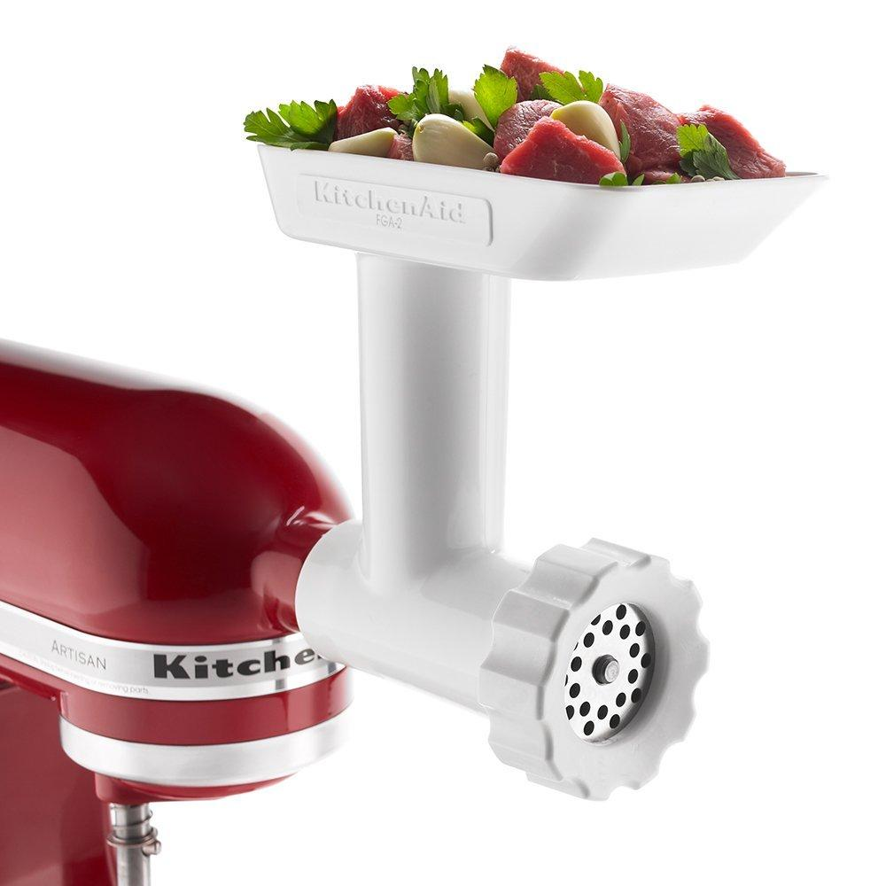 KitchenAid FGA food grinder stand mixer attachment: Amazon