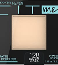fit me, matte & poreless powder, face powder, face makeup