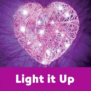 light up toys, crafts for kids