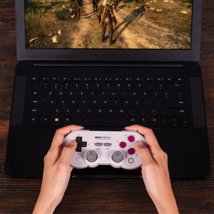 Raspberry Pi controller Android gamepad