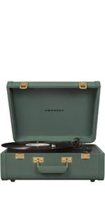 Amazon.com: Crosley CR8005A-TU Cruiser Portable 3-Speed ...