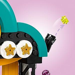 LEGO, stage, magic