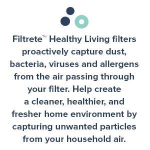 Filtrete Healthy Living