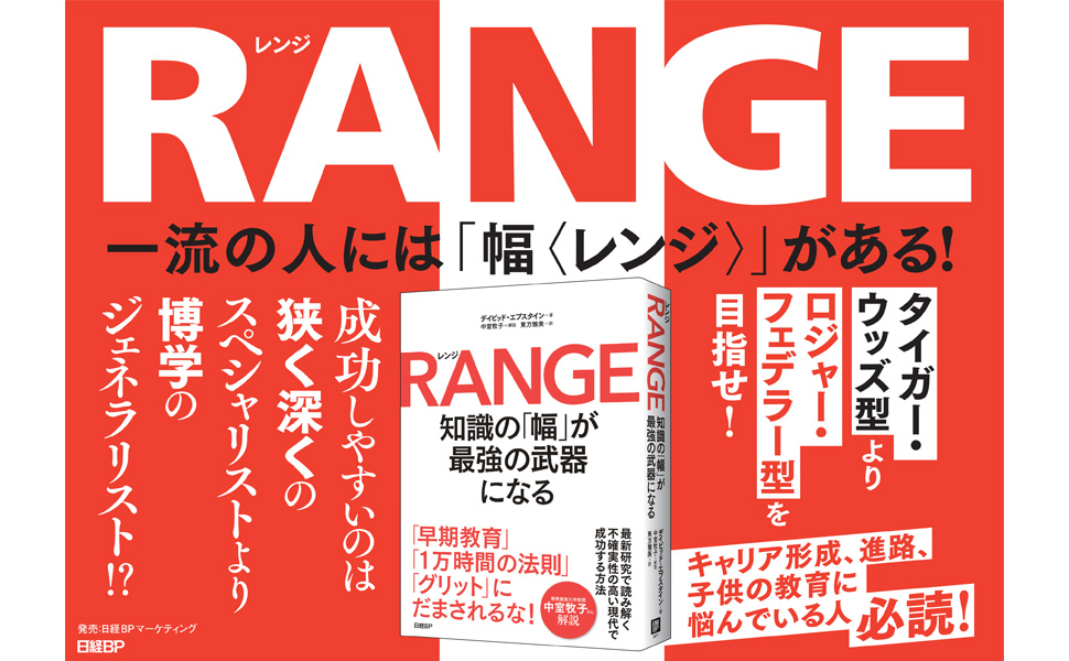 RANGE A4パネル
