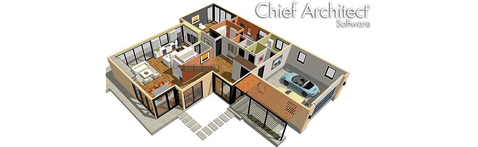 Amazon.com: Chief Architect Home Designer Architectural 2019