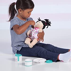 first doll;toddler dolls;soft doll;plush baby doll;soft baby dolls;best toys for 2 year old girl