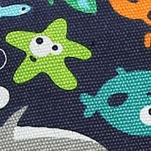 Zicac Childrens Cute Canvas School Backpack