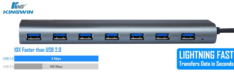 KSG-700 USB 3.0 Lightning Fast