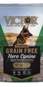 VICTOR Grain Free Hero Canine Formula