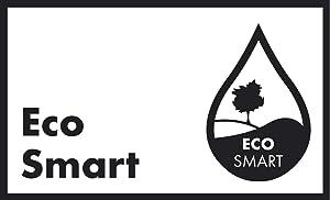 ahorrar, EcoSmart, energía, baja presión, menos, poco