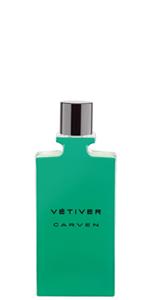 Carven Vetiver Eau de Toilette, 1.66 Oz Spray for Men