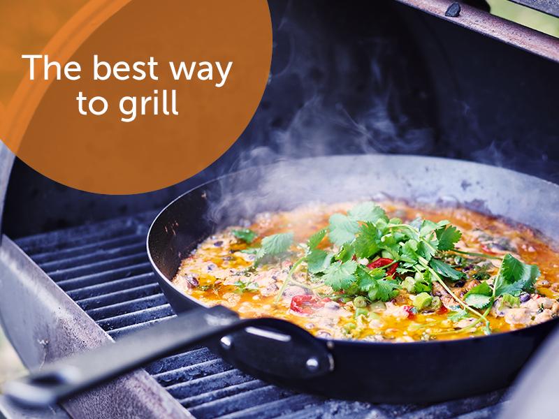 BK black steel, frying pan, sear, cast iron, durable, high heat, carbon steel, tough, durable, power