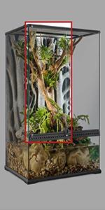 repuesto para terrarios; puerta repuesto terrario;terrario de vidrio;paludario exoterra
