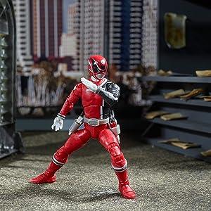 spd red ranger; obscure power rangers; action figure; mighty morphin; power rangers villains