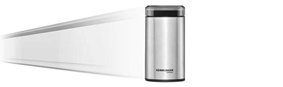 Rommelsbacher EKM 100 Kaffeemühle Gewürzmühle Universalmühle