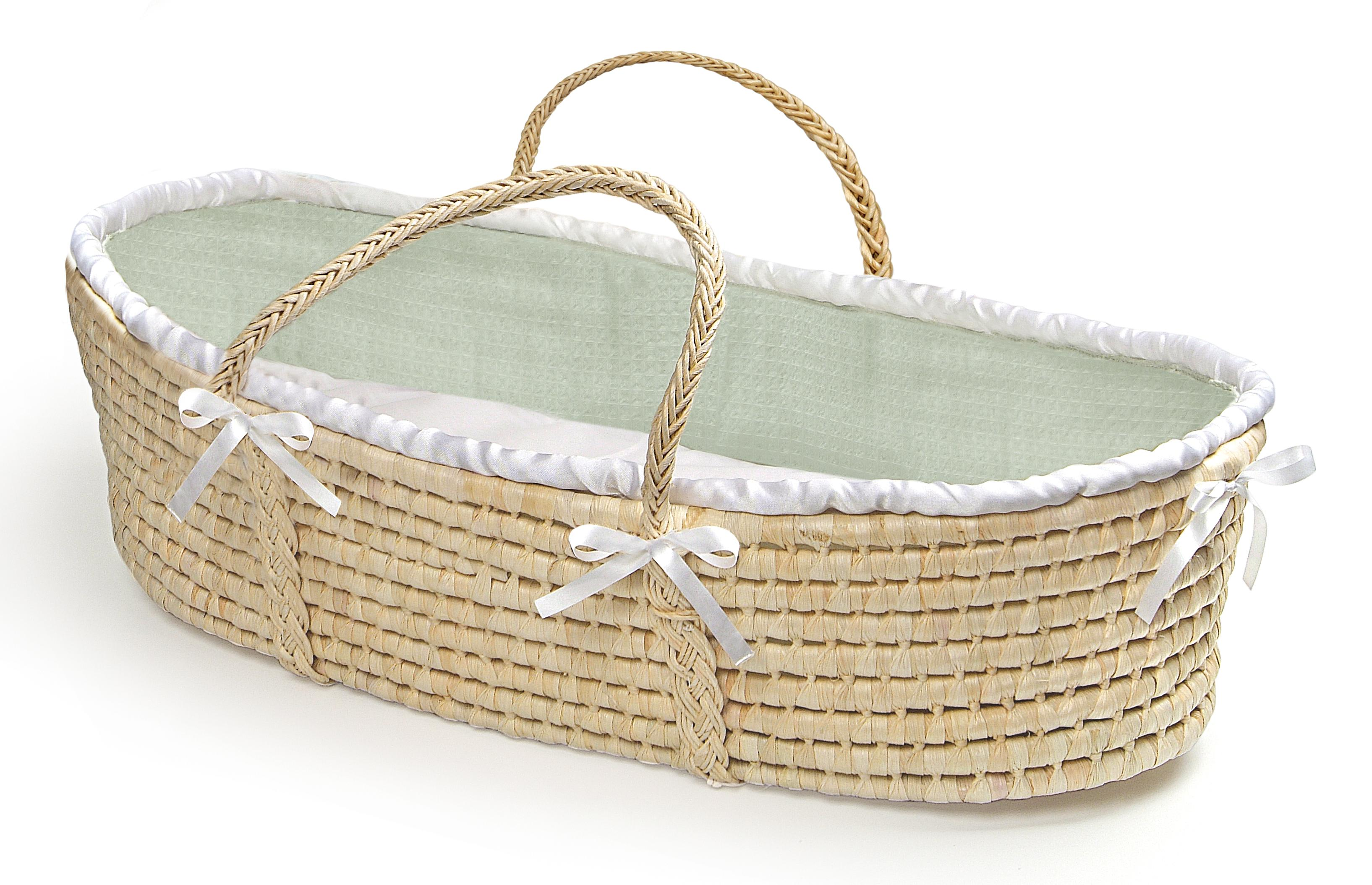 What Bedding To Use In A Moses Basket