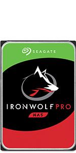 IronWolf Pro 16TB Drive