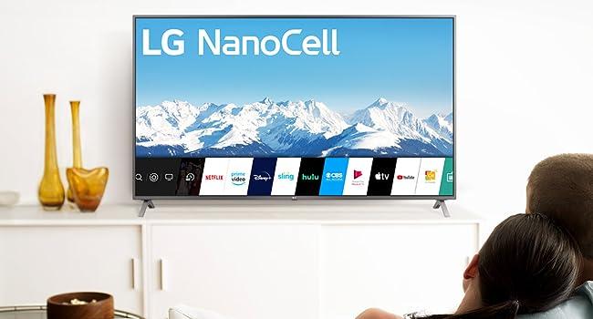 smart tv lg app stream