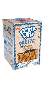 Pop-Tarts Pretzel Chocolate