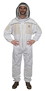 Humble Bee 431 Beekeeping Suit with Fencing Veil