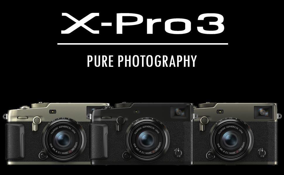 X-Pro3
