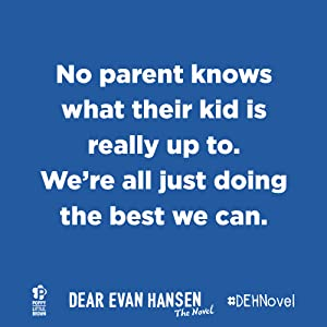 today is going to be an amazing day, dehnovel, dearevanhansen, dear evan hansen
