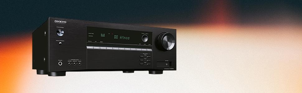 Onkyo TX-SR494(B) MMP - Receptor AV 7.2 Canales (Dolby/DTS:X ...