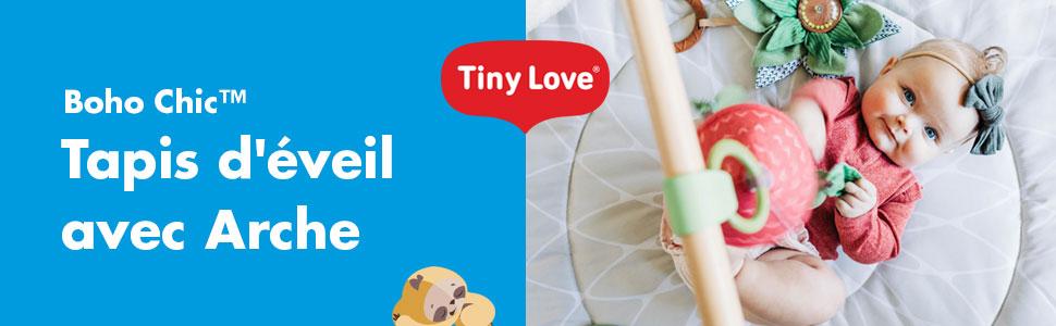 Tiny Love, Tapis d'activité, Collection Boho Chic, Gymini d'éveil Luxe