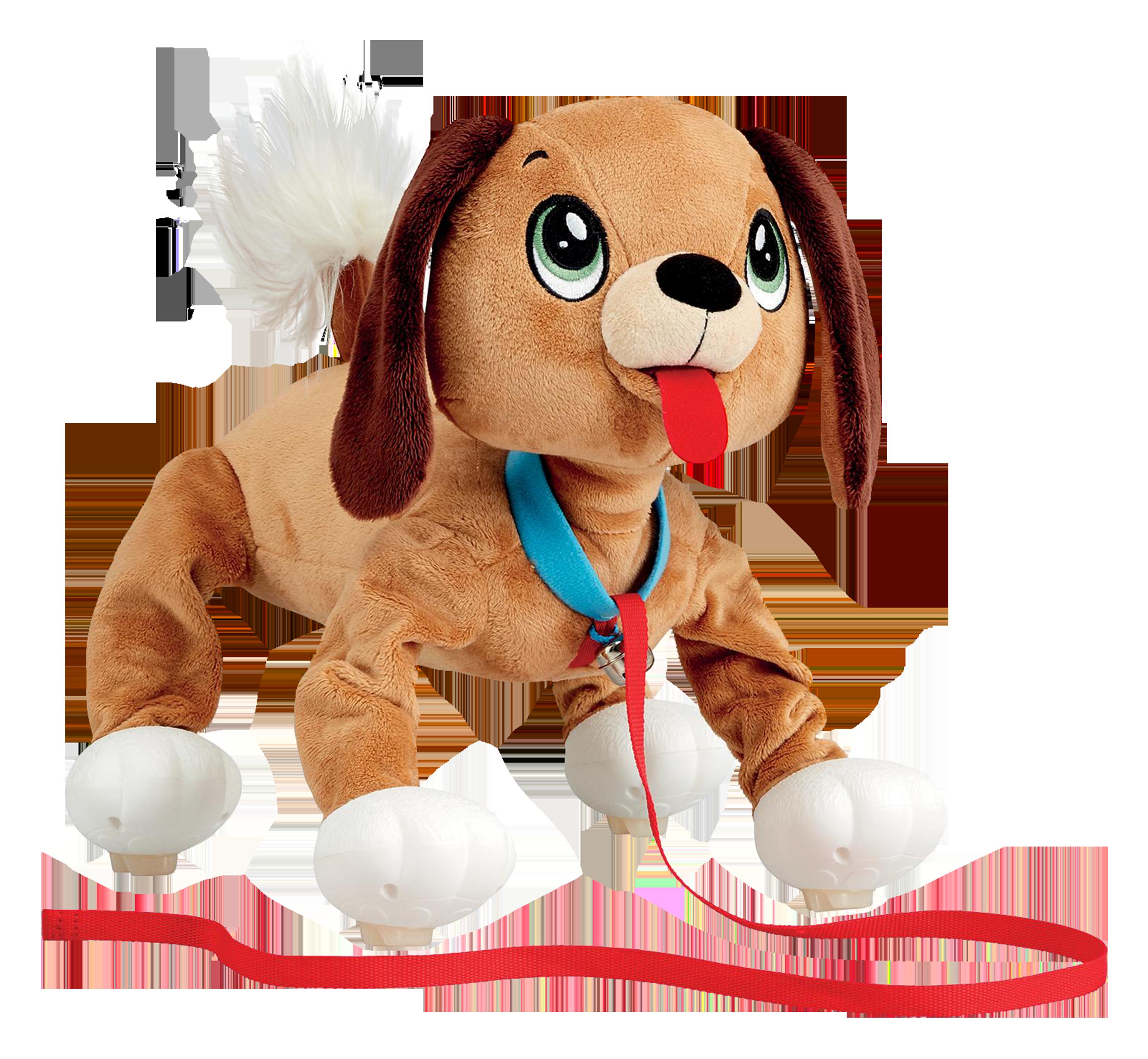 "Amazon.com: Peppy Pups Mutt, 8"": Toys & Games"