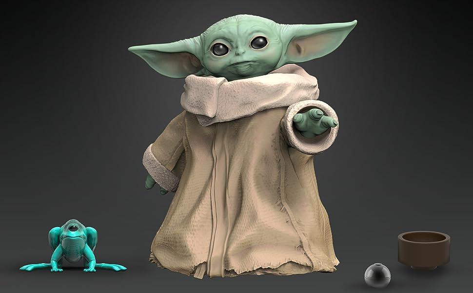 Star Wars The Black Series Baby Yoda
