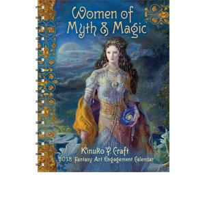 Amazon.com: Myth & Magic: An Enchanted Fantasy Coloring Book ...