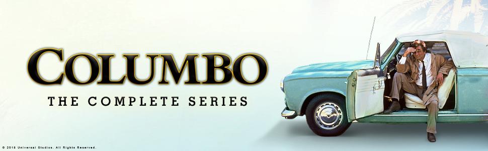 Amazon.com: Columbo: The Complete Series: Peter Falk: Movies ...