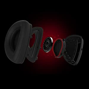 ASUS ROG Delta Gaming HEadset core rgb republic of gamers