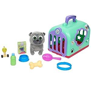 puppy dog pals, pretend pet toys, zoomer, stuffed animals, stuffed dogs, stuffed puppy, role play