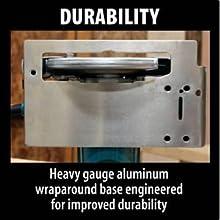 durability aluminum gauge