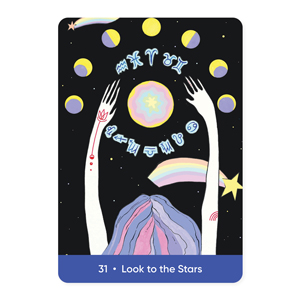 sacred self-care cards deck guidebook jill pyle goddess soul light shine care illustrated