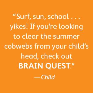 summer cobwebs, Child Magazine