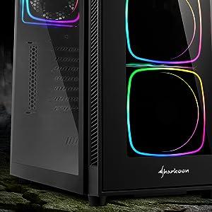 Sharkoon TG6 ATX PC Case