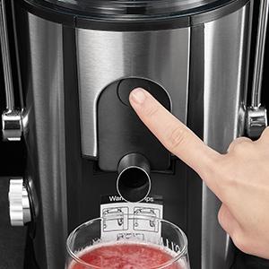 Amazon.com: Extractor de jugo de boca ancha, exprimidor de ...