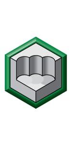 Carbide 4-Flute RH Cut 0.625 Cutting Dia Uncoated 4 LOC WIDIA Hanita I4S0625T400X VariMill I4S GP Roughing//Finishing End Mill