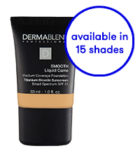 Smooth Liquid Foundation, Dermablend