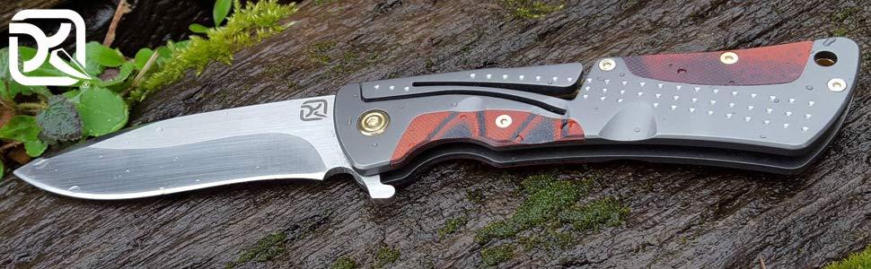 Klecker - Klecker Cordovan Knife