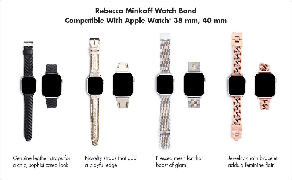 Apple strap,apple, straps,bands,band,strap,rebecca,rebecca minkoff,minkoff,