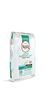 ... Limited ingredient, grain free, less than 10 ingredients ...