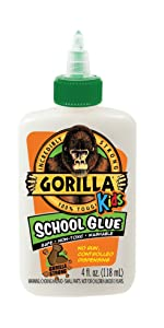 Gorilla Kids School Glue