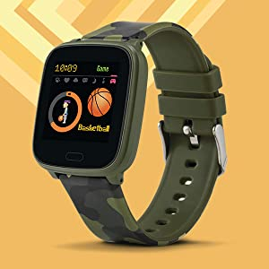 iConnect by Timex. iConnect Kids Active, smartwatch