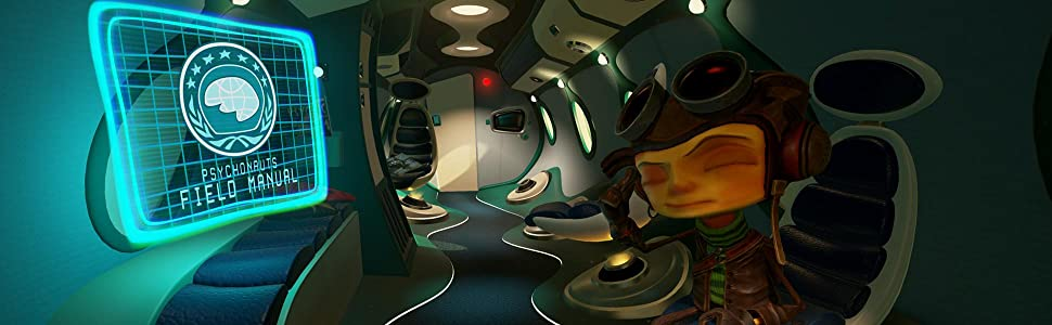Amazon.com: Psychonauts In the Rhombus of Ruin - PlayStation ...