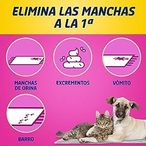 Vlekverwijderaar voor huisdieren