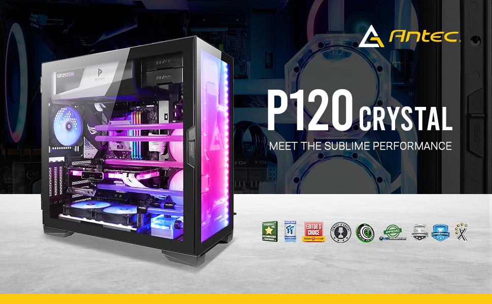 P120 Crystal